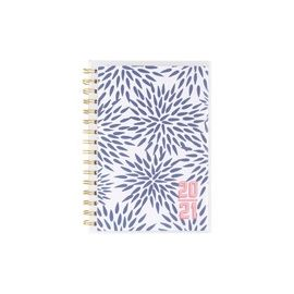 At-A-Glance Katie Kime Blue Mums Academic Planner