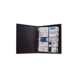Anglers 3-Ring Business Card Binder