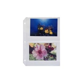 C-Line 35mm Ring Binder Photo Storage Pages - 4 x 6