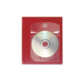 Cardinal HOLDit! Self-Adhesive CD/DVD Disk Pockets