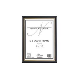 NuDell EZ Mount Plastic Wall Frame
