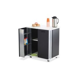Safco Mobile Refreshment Stand