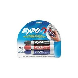 Expo Magnetic Clip Eraser