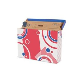 Trend Bulletin Board Storage Boxes