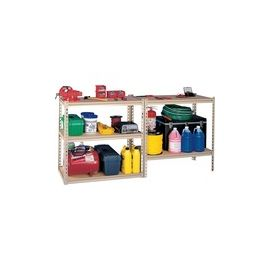 Tennsco Stur-D-Stor Steel Shelving