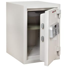 FireKing KF1509-1WHE One Hour Fire and Water Safe 0.97 ft3 White
