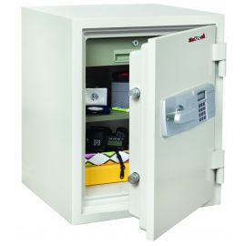 FireKing KF1814-2WHE Two Hour Fire and Water Safe 1.85 ft3 White