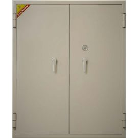44 inch Fire and Water Resistant Storage Cabinet 10 cu ft