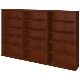 66H Bookcase Storage Wall