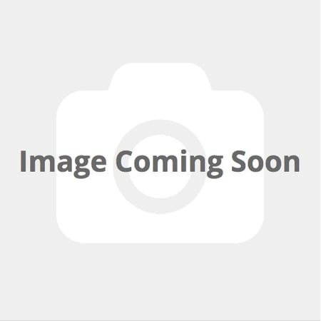 "Wilson Jones® 812 Telephone Address Book, Round Ring, 1"", 1600 Entries, Black"